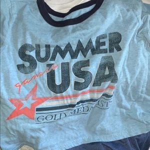 Summer USA shirt